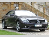 Mercedes-Benz CL AMG, 5,5 500, 4MATIC